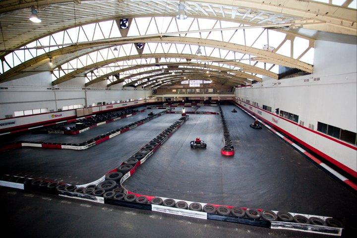 Kart- Karting - Indoor - Wakefield - West Yorkshire