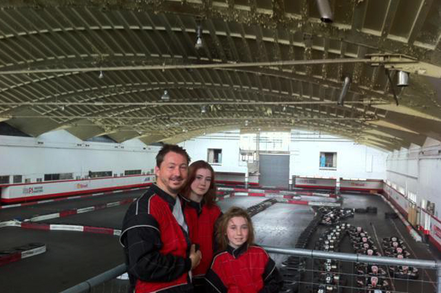 birthday - karting - indoor - wakefield - west yorkshire