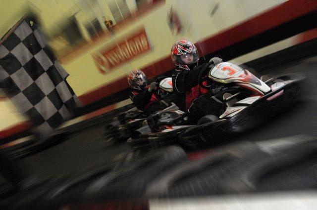 corporate- karting - indoor - wakefield - west yorkshire