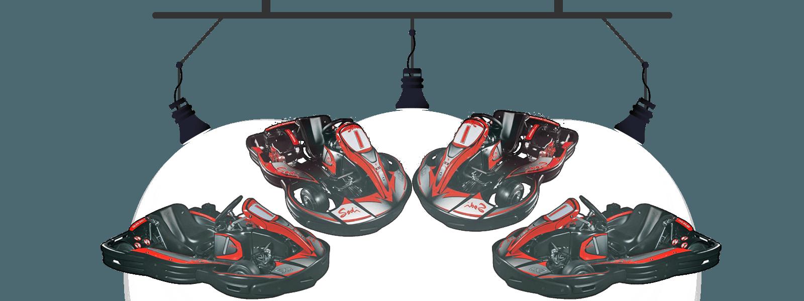 SODI RX7 - Karts - Karting - Indoor - Wakefield