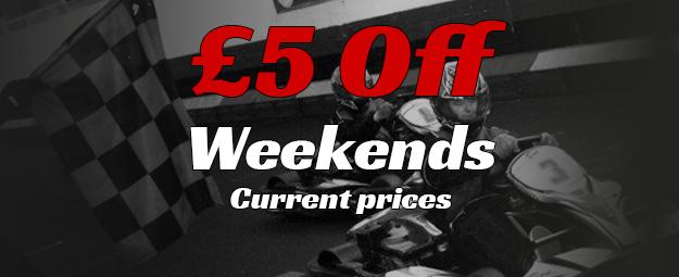 offer- karting - indoor - wakefield - west yorkshire